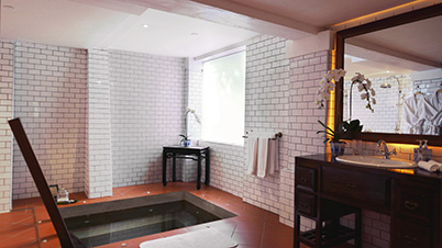 Sarang Villa Samadhi Singapore Room